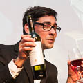 Colin Murray presenter event photography